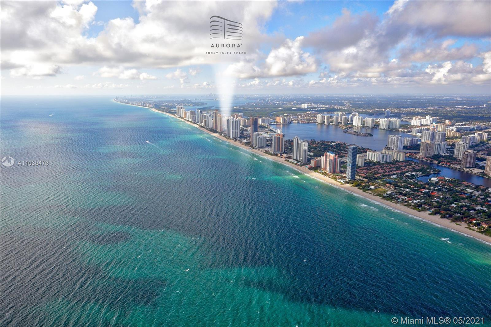 A boutique luxury building, located in the heart of Sunny Isles Beach, 61 residences, 10 foot ceilin