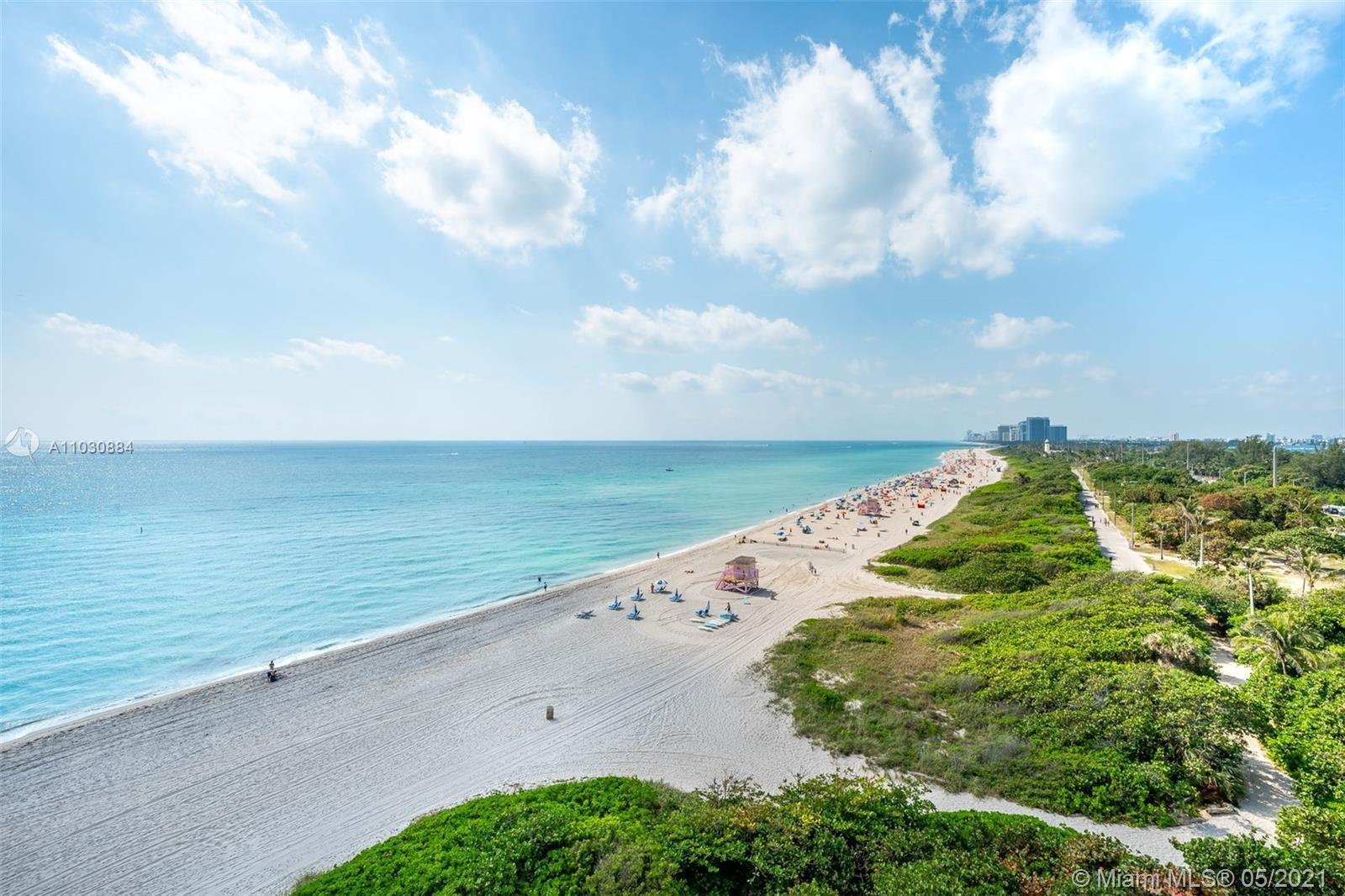 Guaranteed most unobstructed view left in Sunny Isles Beach. SE-facing penthouse apartment in boutiq
