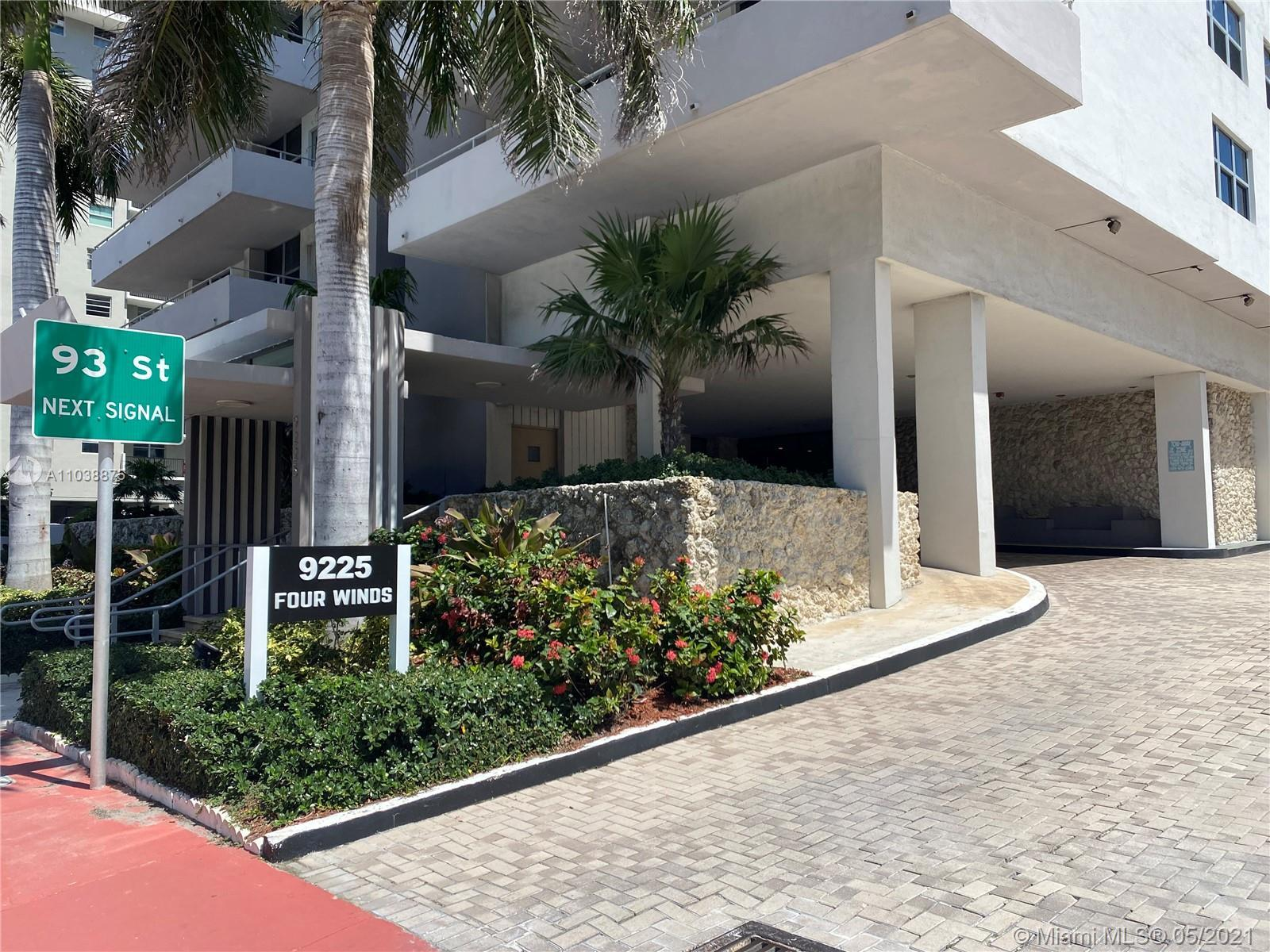 Oceanfront Building, 1 BR, 1.5 Bathrooms in Surfside, Direct access to the Beach & Pool!!! Best Pric