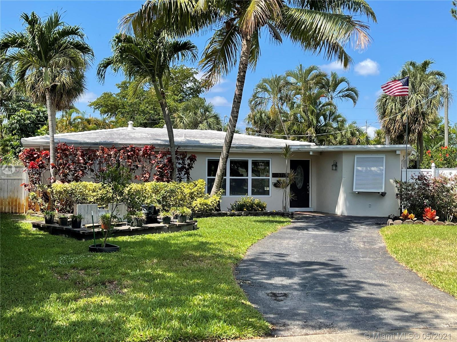 **CALL EDWARD FOR IMMEDIATE SHOWING 954 604 7577** GORGEOUS 3 Bedroom, 2 bath home in the very highl