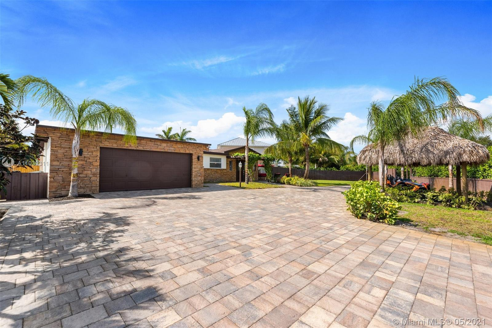 Beautiful property for an investor interested in developing a multi-million dollar home in East Boca
