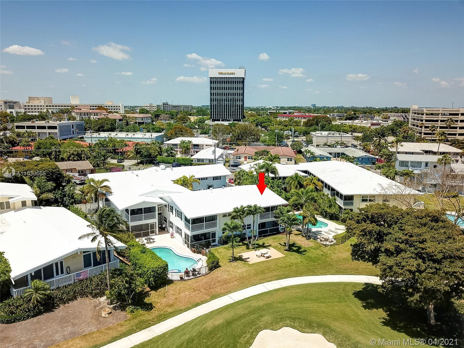 Incredible opportunity to own this gorgeous condo in the heart of Fort Lauderdale on the Coral Ridge