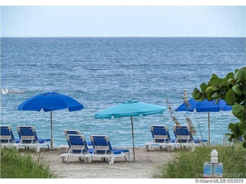 Amazing NE corner with direct ocean views! It features a split bedroom floor plan, both bedrooms and