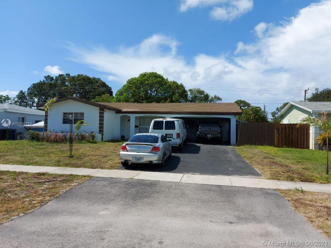 Some upgrading has been made, new kitchen, new floor, new master bath, to this centrally located  j