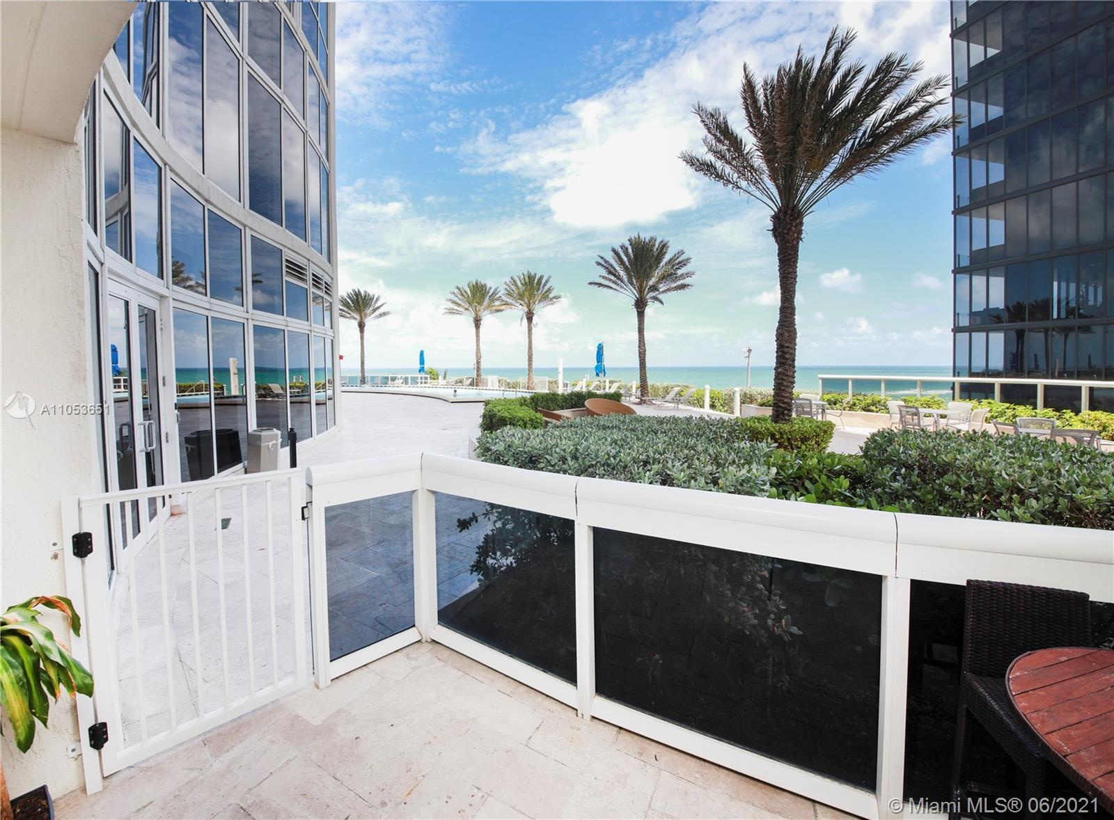 Beautiful Lanai Unit! One of the most spectacular units in the building. Enjoy waking up pool side a