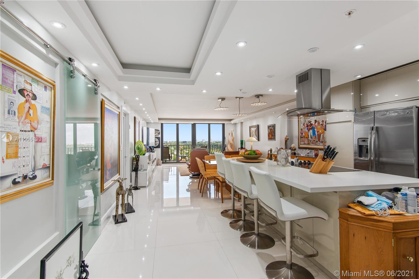 Stunning fully remodeled penthouse unit in one of the premier towers in highly sought after neighbor