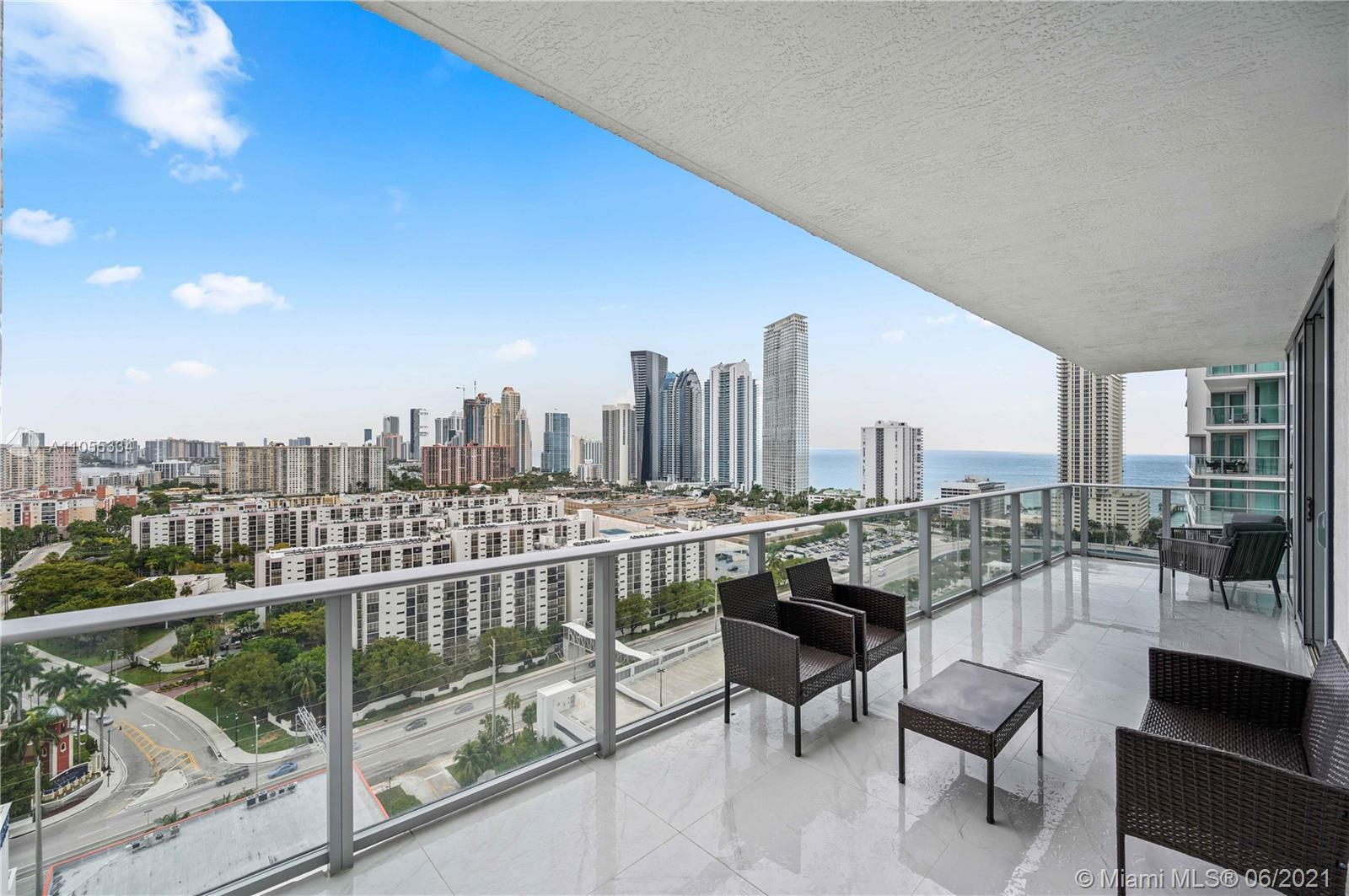Magnificent corner Unit in New Building with 5 Stars Amenities.Tastefully upgraded 3 Bed/3.5 Bath hi