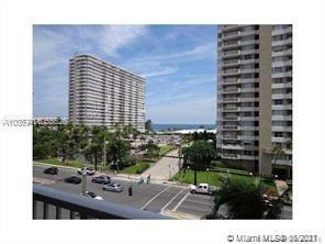 Great investment opportunity at the Hemispheres - best oceanfront complex on Hallandale Beach.  2/2