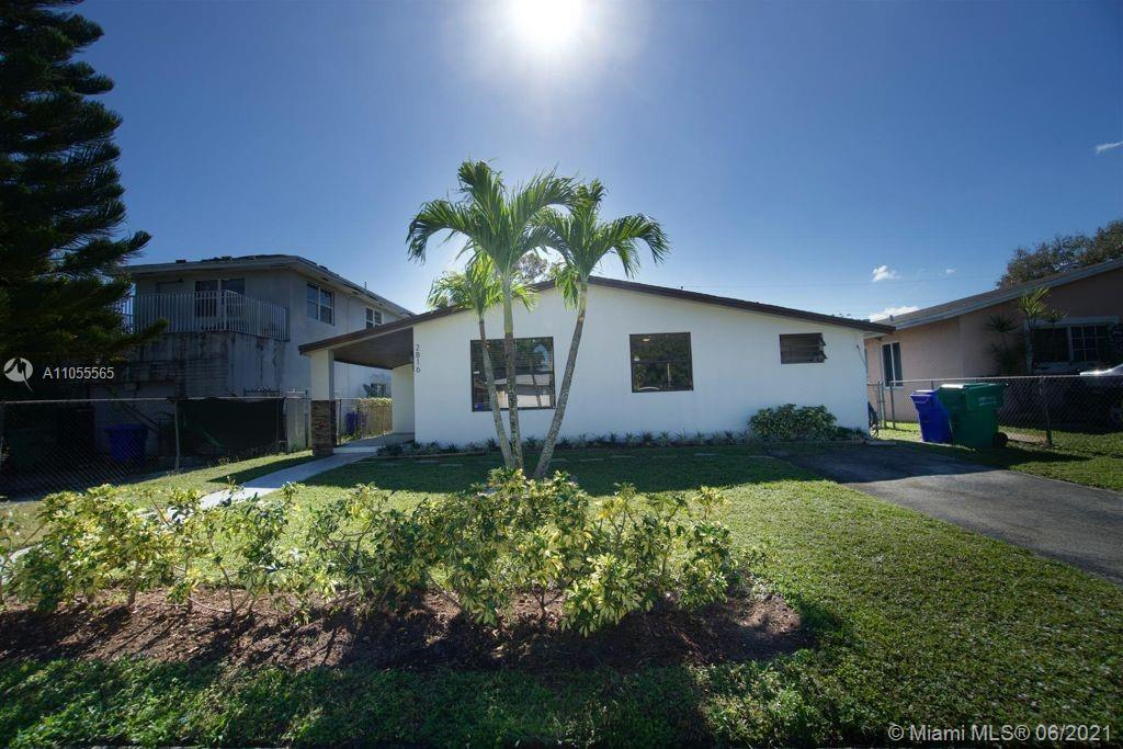 Welcome to this 4 bed, 2 bath home located in Fort Lauderdale, FL! Home includes tile flooring throu