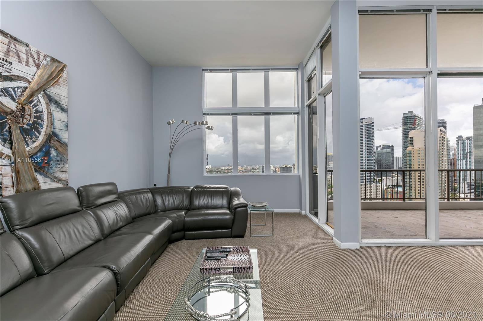 Unique opportunity to design your Penthouse Apartment Unobstructed Bay front and Skyline Views, Two