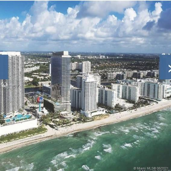 HOLLYWOOD, FL,., STUNNING Custom 4 bedr Ocean Front residence on 24th floor. Rare combination of TWO