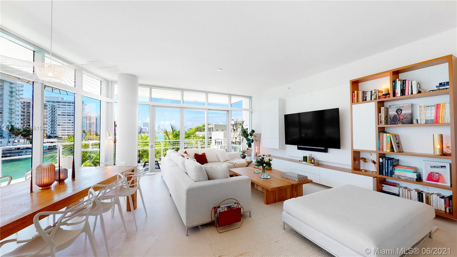 Exquisitely renovated 3 bed condo in sought after Aqua community - Allison Island. This rare SE corn