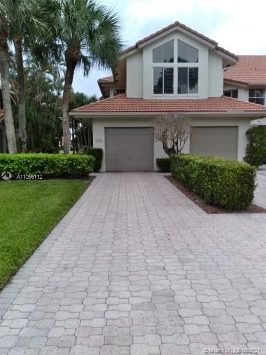 SPECTACULAR!!! Must see this 3 bedroom 2 Bath 1 car garage condo located on the lush open golf cours