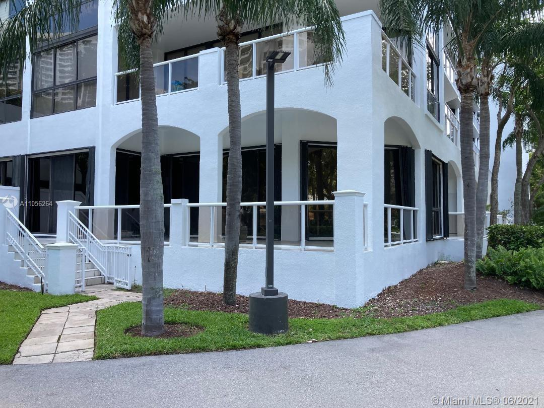 TRUE PARADISE, ONE OF THE MOST DESIRED UNITS IN THE BUILDING IS UP FOR SALE. FIRST FLOOR CORNER UNIT