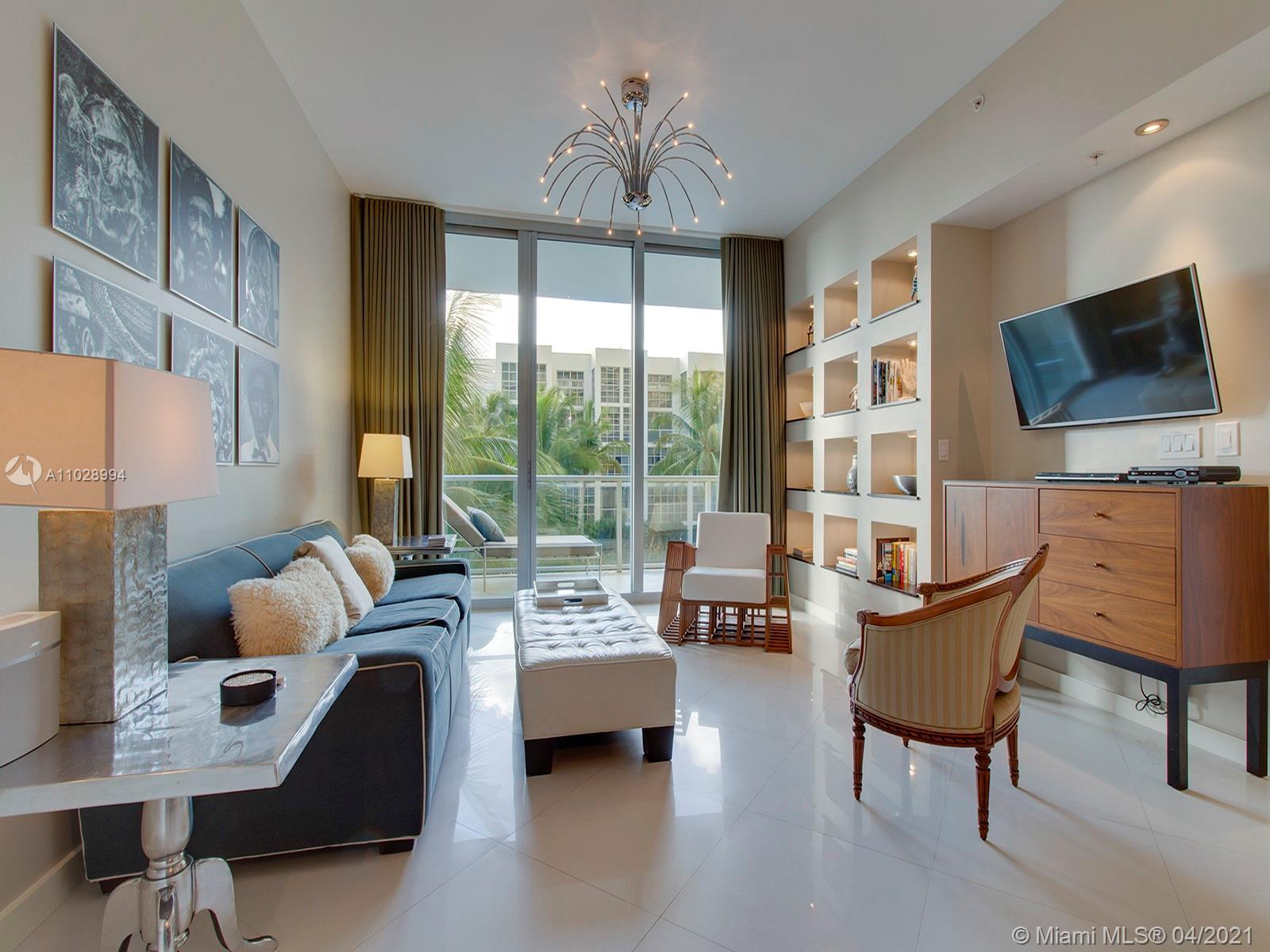 Beautiful pool view unit - Investor Opportunity. Unit is tenant occupied until November 2021. Serene