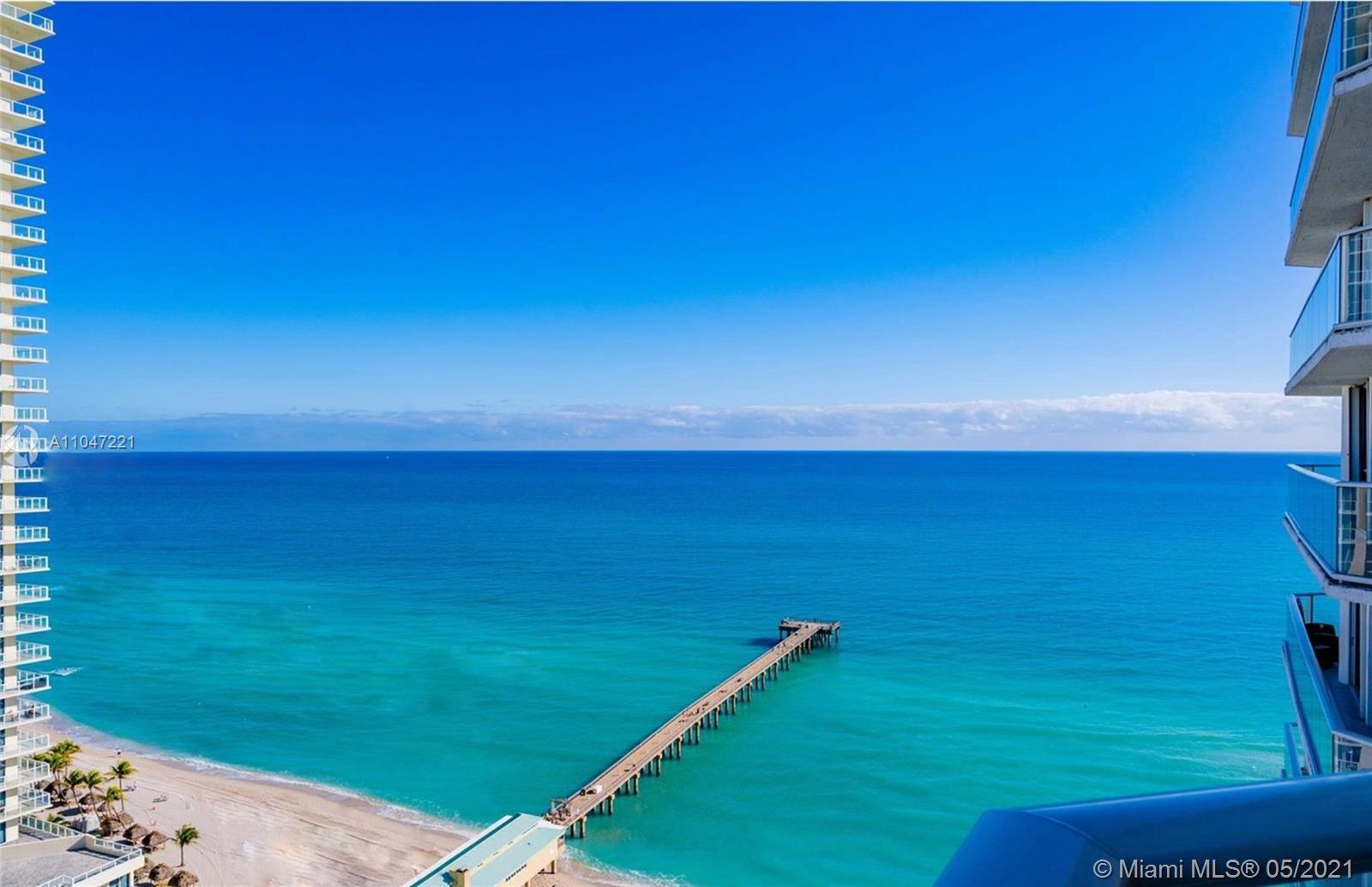 Remodeled and Gorgeous oceanfront 2 bedroom condo with 2 full bathrooms. 1,460 square feet of direct
