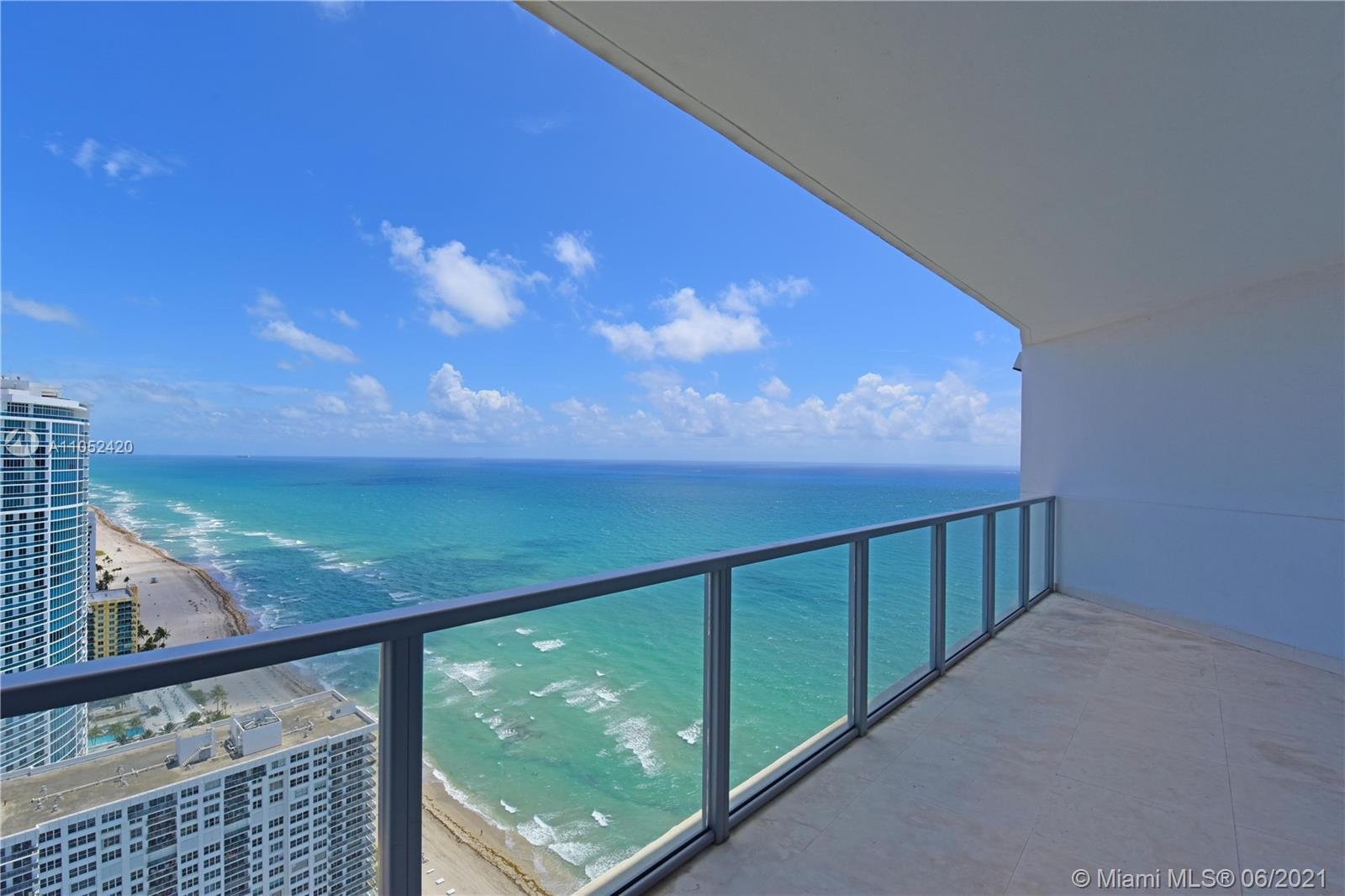 Stunning OCEANFRONT PENTHOUSE! Only $730 X SF. Private elevator and foyer entry. Marble floors, Euro