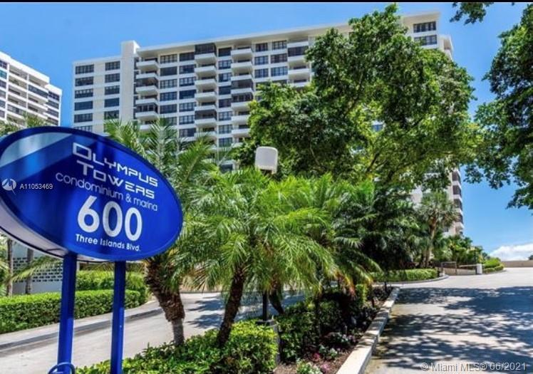 Fully remodeled 2-bed 2-bath condo in the Olympus Building B, Brand new Fitness facility in the midd