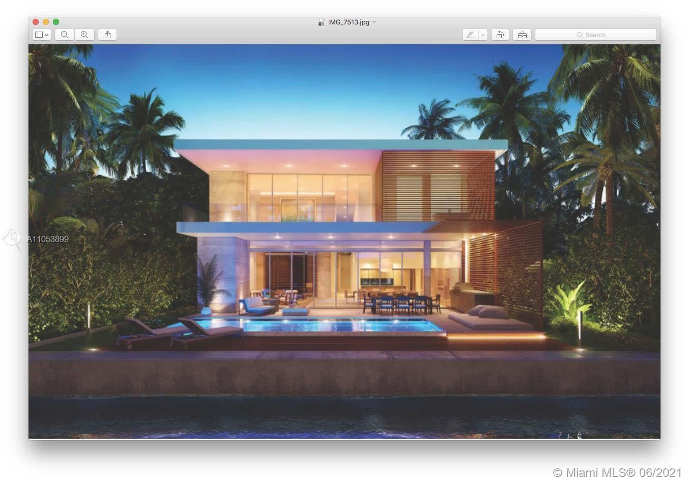 Brand New Contemporary Home designed by renowned architect Max Strang coming Summer 2022.  Direct o