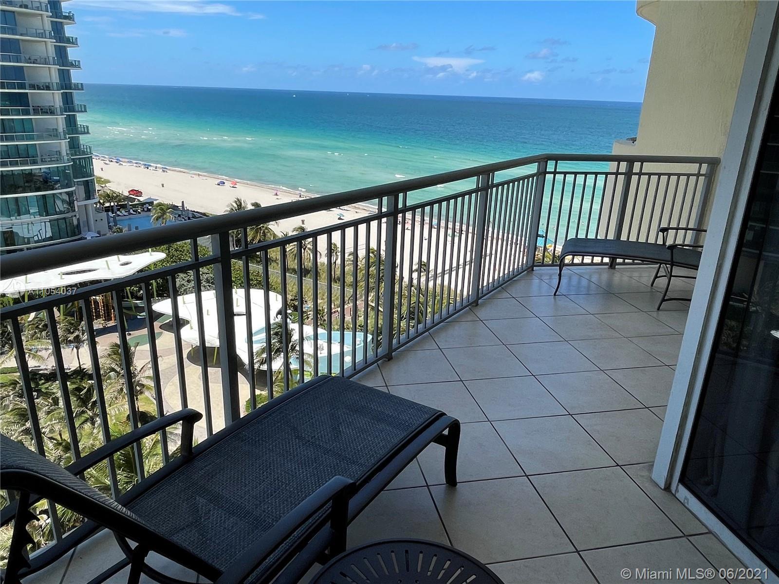 Most desirable 1-bedroom line *06* facing Samson Park oceanfront park with Dazzling Ocean views.  La
