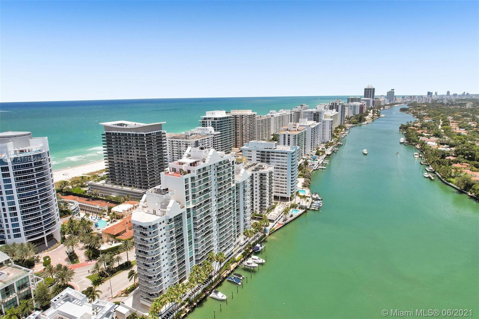 The most exclusive 3 beds/2 baths, 1,390 sf units at the Grandview Miami Beach, and the best one you