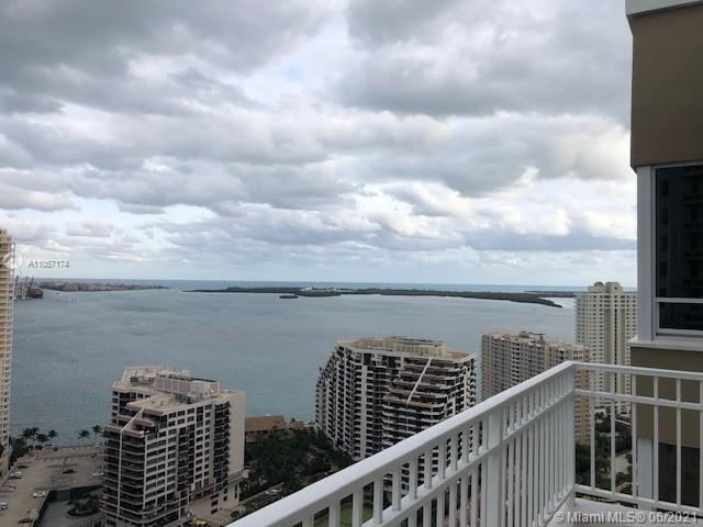 Spectacular Penthouse corner unit 2 bedroom, 2.5 bath, with 1397 sq ft. marble floors in the living