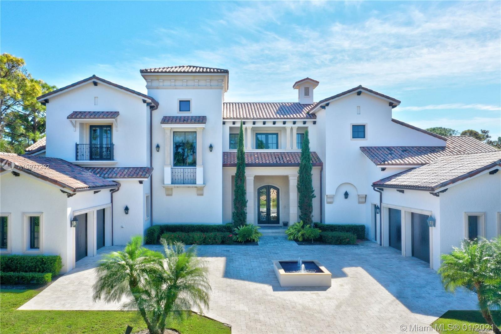 Enjoy the elegance of this this custom, over 9,000 square ft estate located in the exclusive Bears C