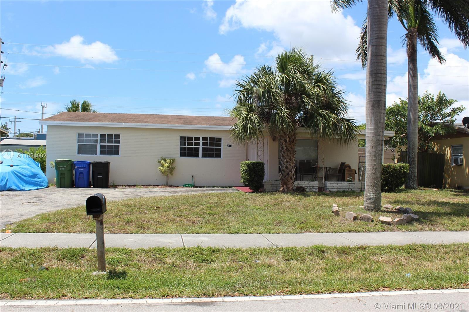 Great opportunity for owner occupant or investor, recently renovated and in the process of exterior