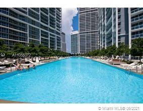 BEAUTIFUL 2/2 CORNER UNIT WITH DIRECT BAY AND CITY VIEWS. EXTREMELY BRIGHT. IMPACT GLASS AND WINDOWS