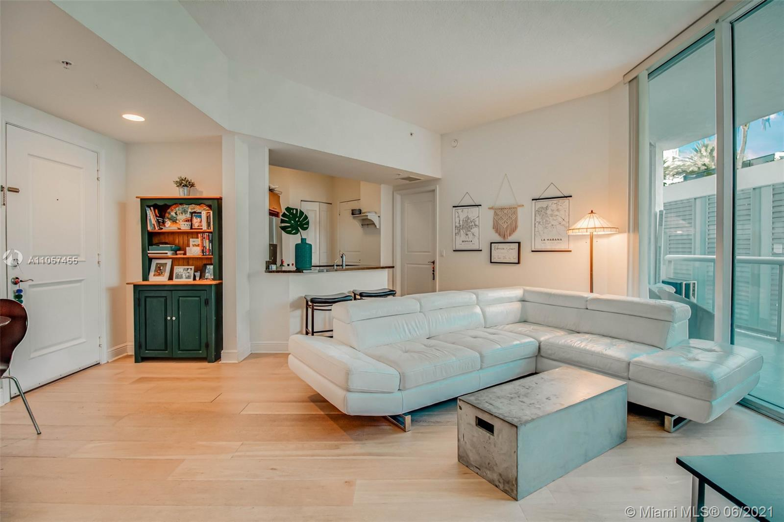 Live limitlessly in this delightful 6th floor unit at The Platinum Edgewater. This classic 2 bedroom