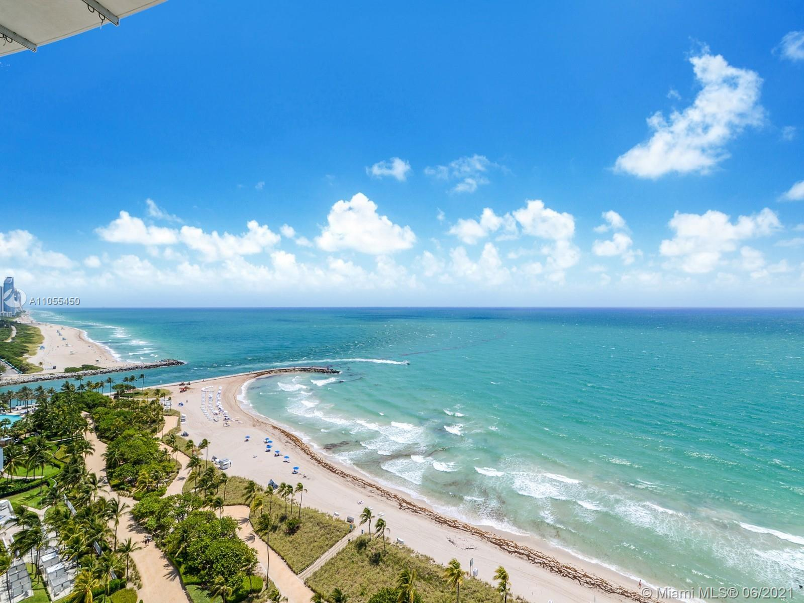 Welcome inside this stunning 3 bed, 5 1/2 bath residence located at the Bellini in Bal Harbour. Pres