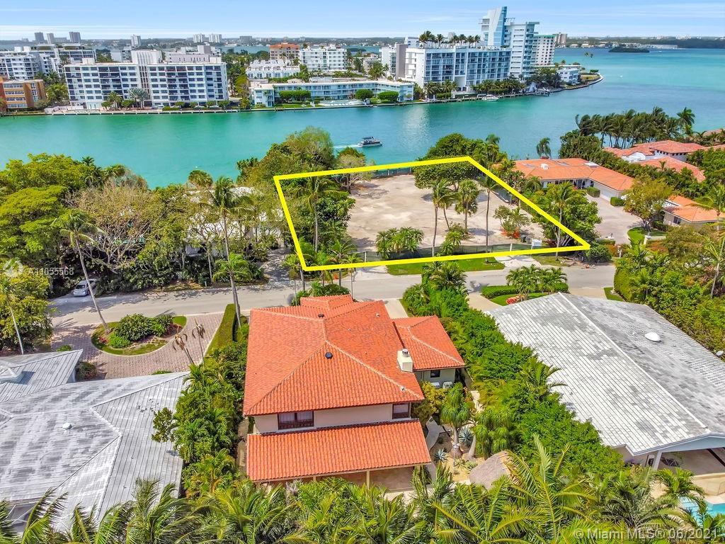 Rare Opportunity to build your dream home in the exclusive Guard Gated Bal Harbour Village. Land siz