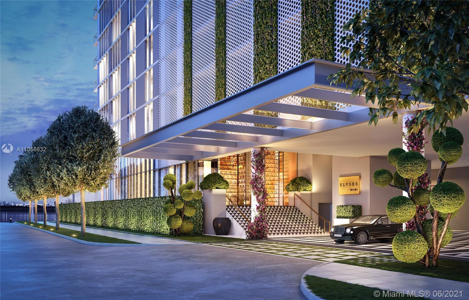 Amazing opportunity , corner unit just above sky lounge amenities , Middle tier , ultra-luxury resid