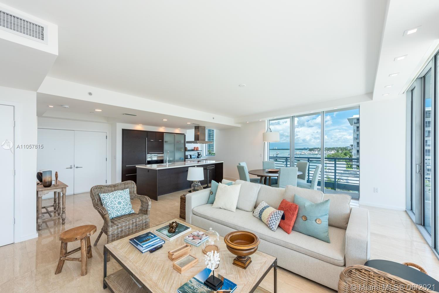 Spectacular and hard to find very spacious 3BR/3.5BA at Capri South Beach, an exclusive and peaceful