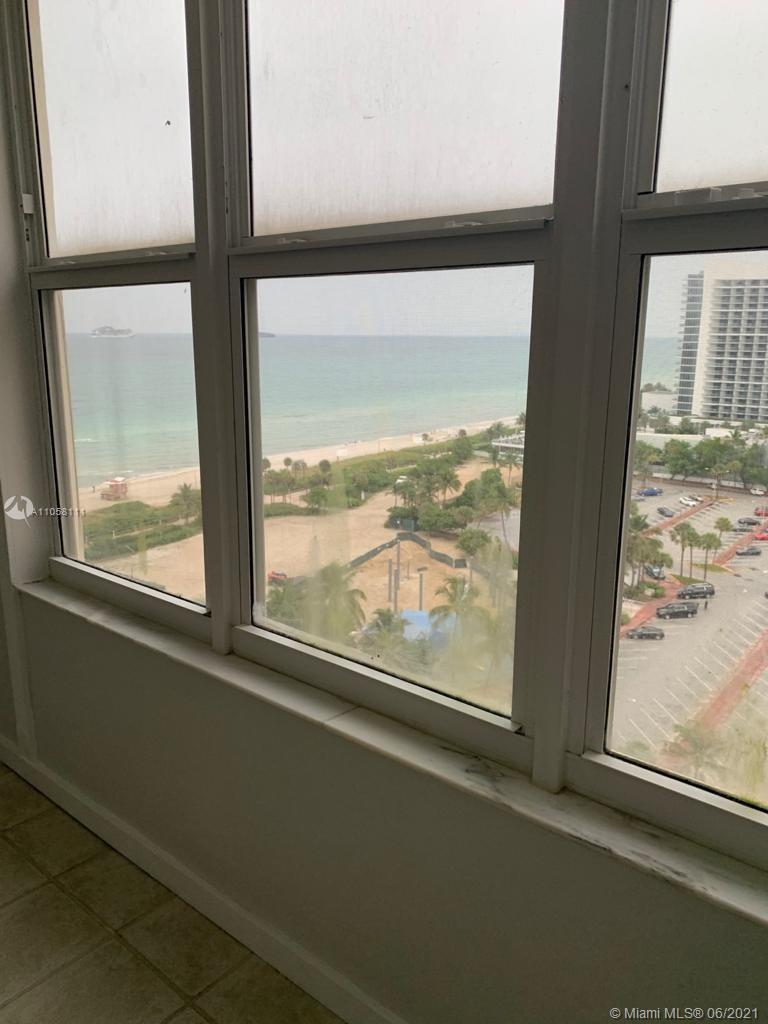Spectacular Ocean View from this 1 Bedroom on the Beach at the desirable Millionaires Row area. All