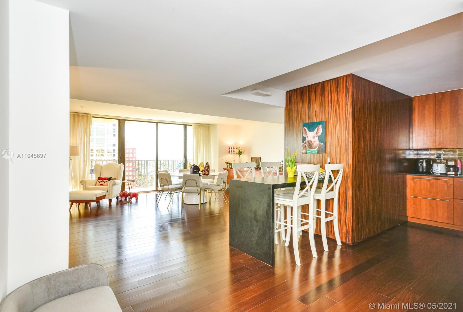 A must see, beautiful and large unit at desire Costa Bella Condo with beautiful water views. This ap