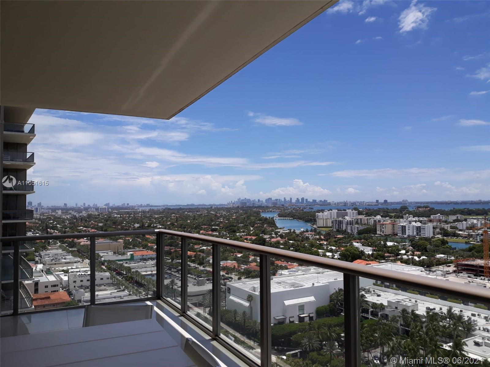 Experience St. Regis's luxury living at this exquisitely designed 2 beds 2 1/2 baths with amazing vi
