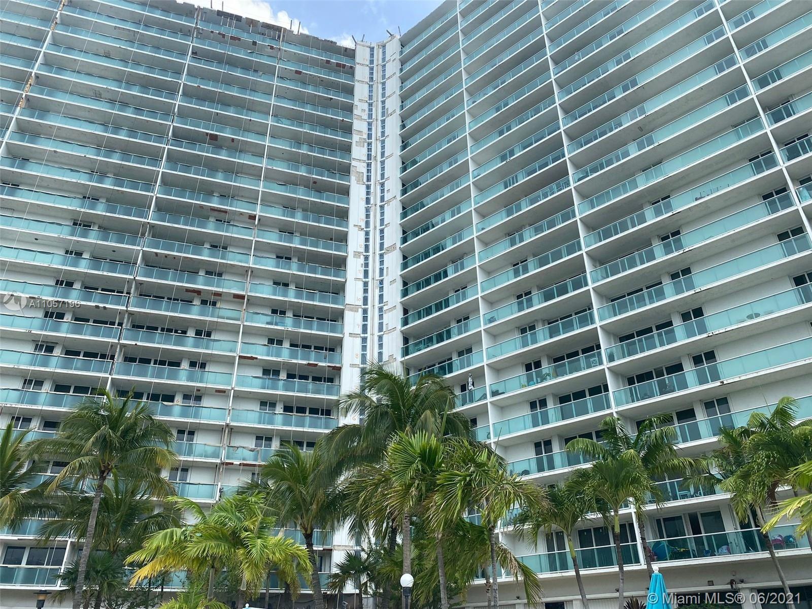 ARLEN HOUSE TOWER 100.  Features 2 Bedrooms/2 Bathrooms. The Building is located across the street f