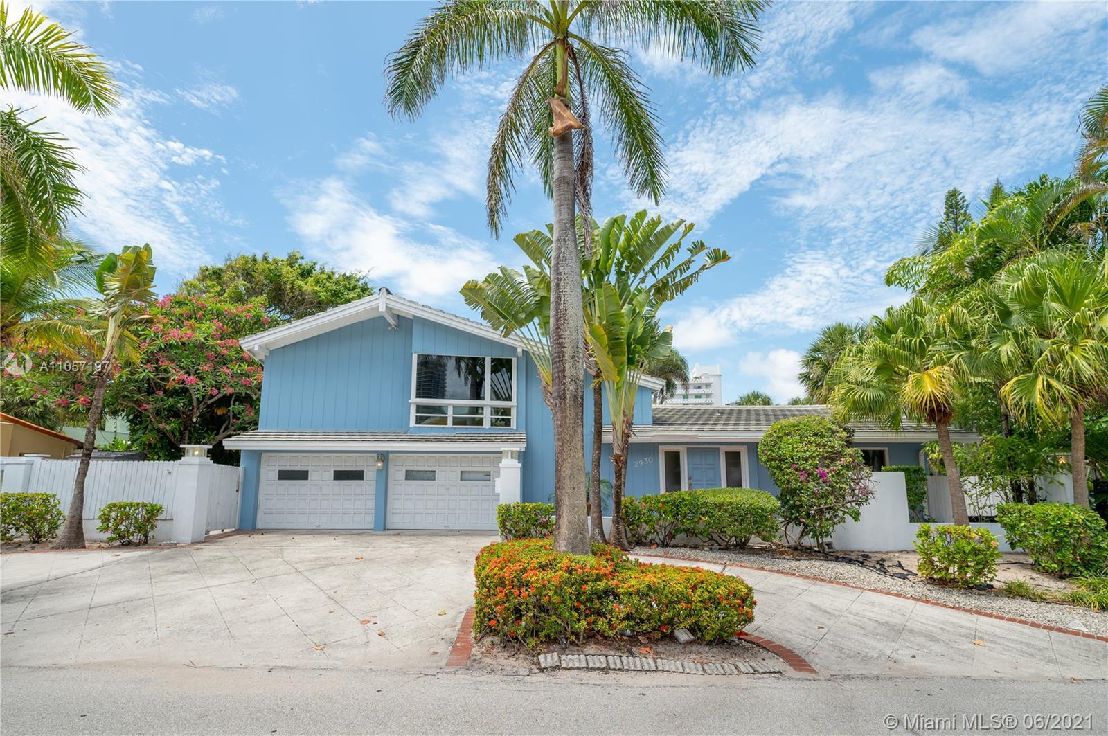 FAMILY, FRIENDS, FOREVER THE BEACH! Amazing opportunity to live life in the sun. Located on a corner