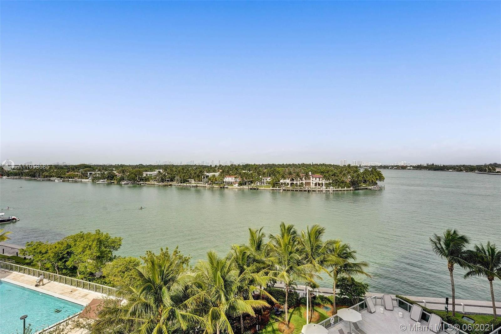 STEPS FROM THE OCEAN WITH THIS SPECTACULAR 2 BEDROOM 2 BATH UNIT AT EDEN HOUSE. THE UNIT FEATURES AN