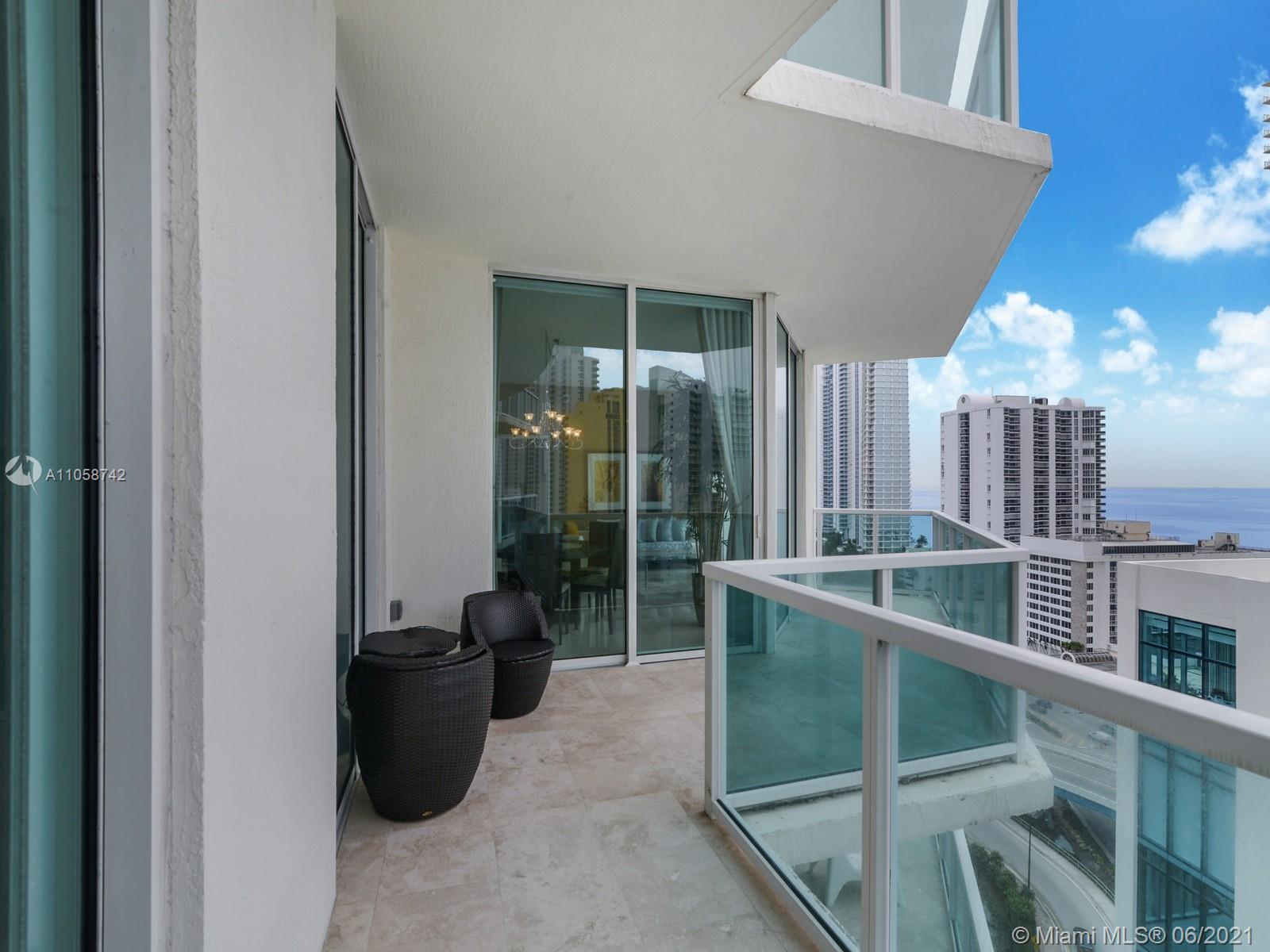 Furnished and sought after 3-bed/2bath condo in Tower 1 (Line 01). Best location in the tower and th