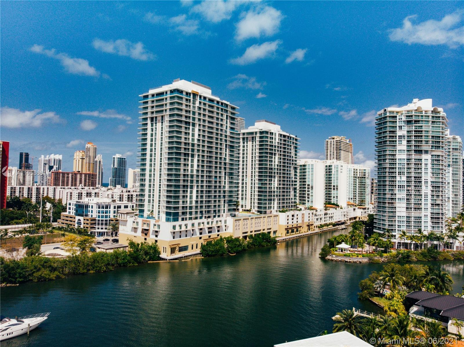 FEEL THE LUXURY IN THIS BRAND NEW 4/4.5, 3,084 SQ.FT. UNIT AT PARQUE TOWERS IN SUNNY ISLES. MOVE IN