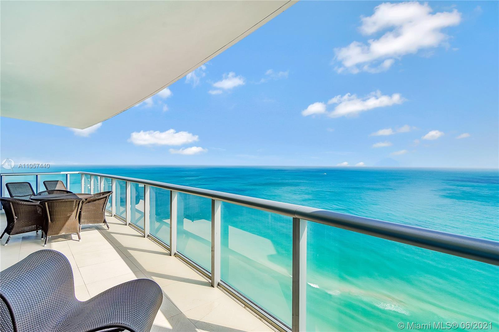 Welcome to this fabulous, beautifully furnished 2bed+den/3full bath residence in the sky, just under