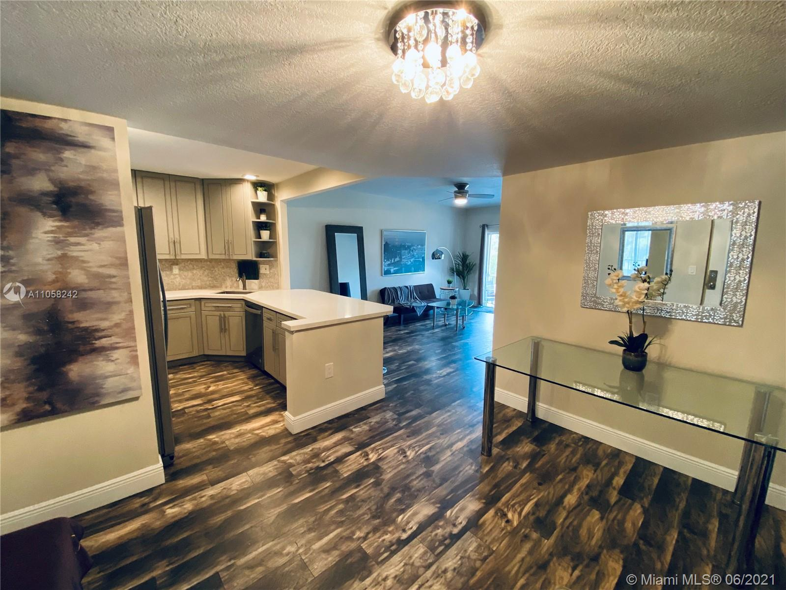 Jewel Alert! Hot location East Boca steps away from Mizner Park & downtown Boca. This fully renovate