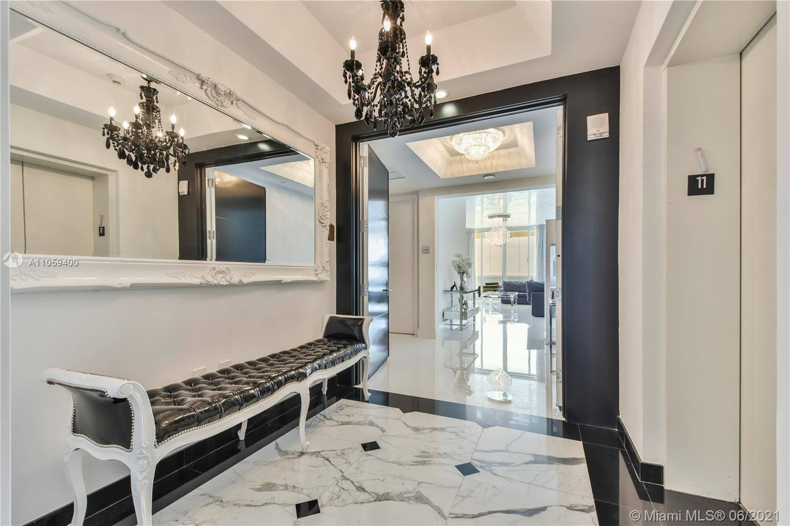 ONE OF A KIND SPECTACULAR TURN KEY 2 BED + DEN + 3 FULL BATH RESIDENCE, REMODELED WITH LUXURIOUS FIN