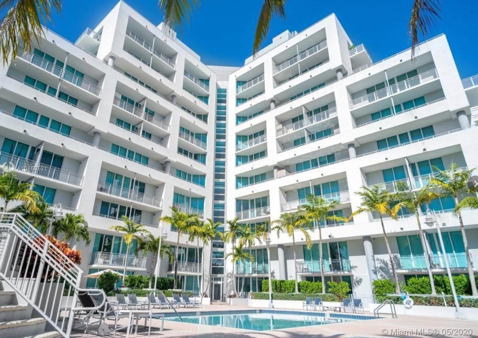 Excellent 2/2 in one of the most converted areas of Miami. A second parking space ($20,000 value) an