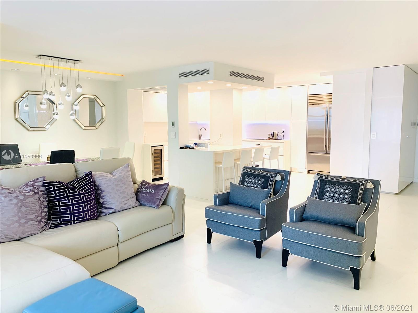 Balmoral is a luxury 23-story oceanfront condominium building located in a heart of Bal Harbour. Mod