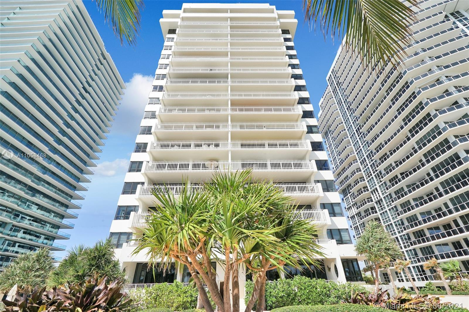 Rare opportunity to own a 3000 sq. ft.+ LANAI residence on the Ocean in prestigious Bal Harbour. Thi