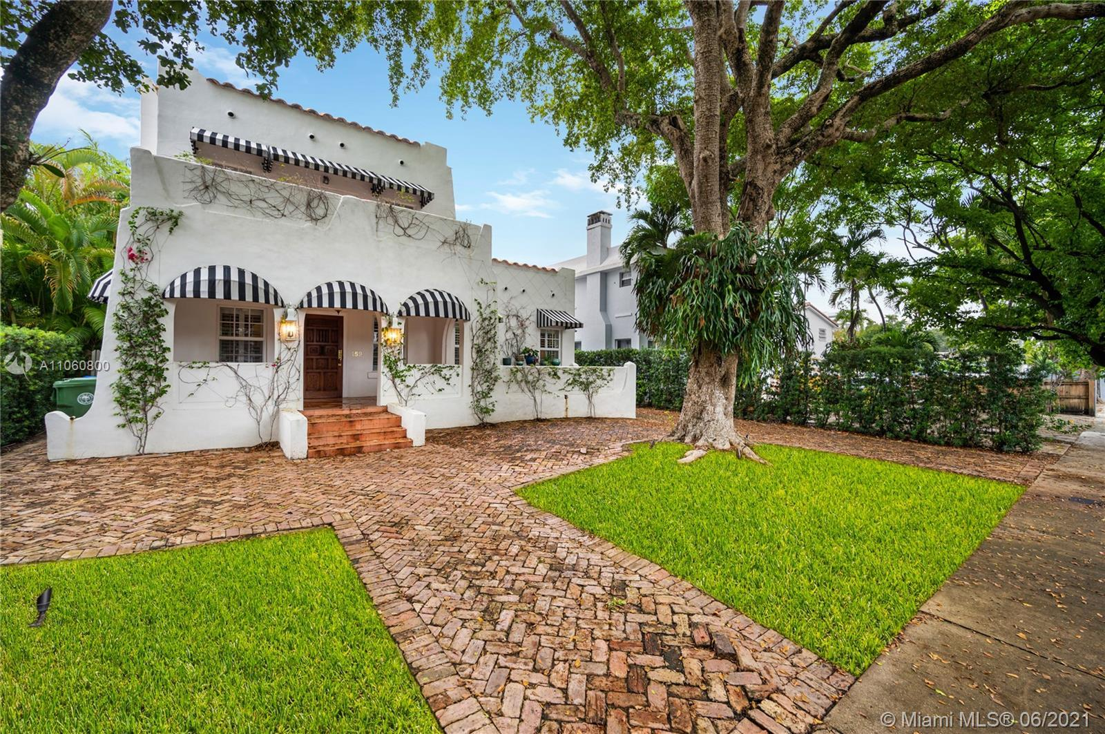 Buena Vista Gem! Centrally located just blocks away from the Design District, this completely renova