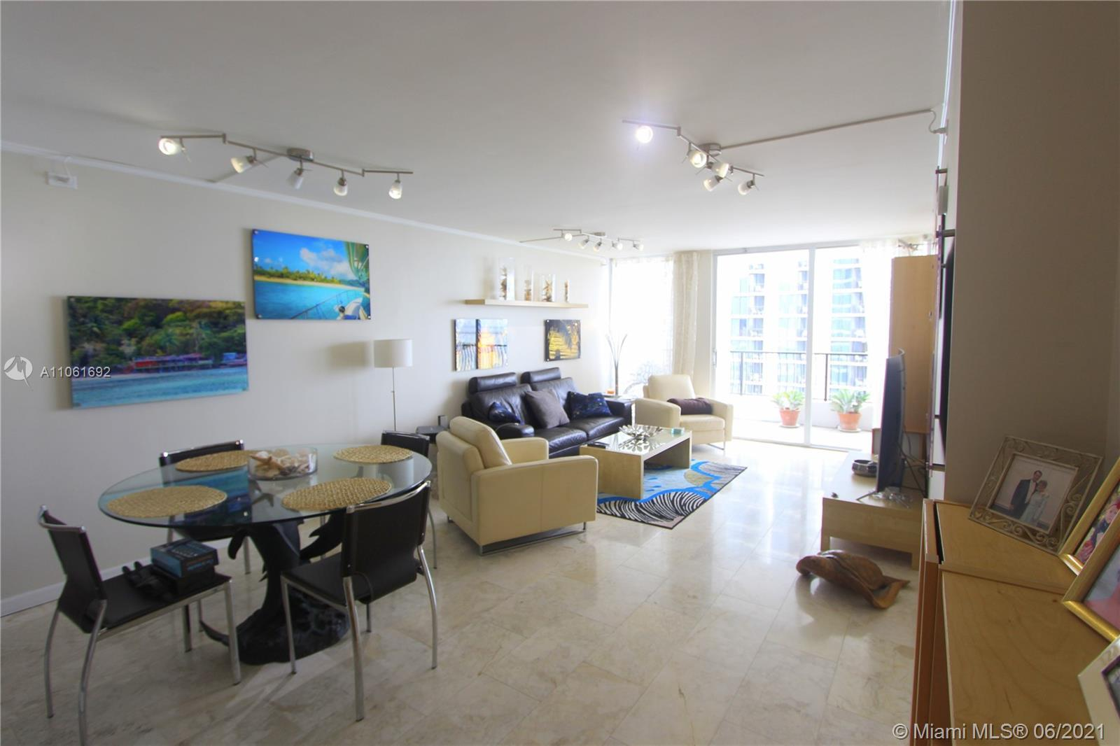 Expansive open-water views from this completely and tastefully updated 1/1.5 Condo. Nothing to do he